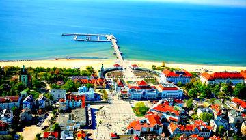 Отдых на Польской Балтике, курорт Леба-1901078850