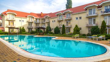"""Отель """"Дельфин"""", Коблево-559040767"""