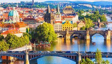 Прага – замок Орлик и крепость Звиков – аутлет Fashion Arena – Либерец-600640206