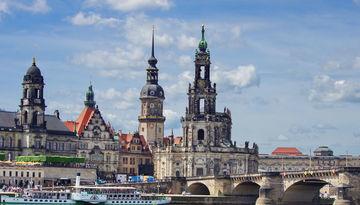 Будапешт - Вена - Дрезден - Прага-441262377