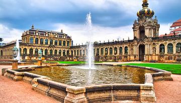 Будапешт - Вена - Дрезден - Прага-2101827132