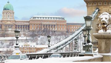 Новый год в Будапеште-1778267070