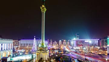 Новый год в Киеве-705323309