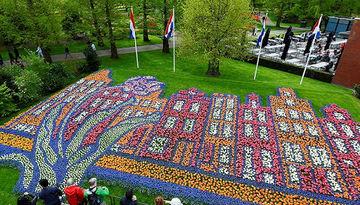 Познань - Берлин – Амстердам - парк цветов «Кёкенхоф»*-1347920555