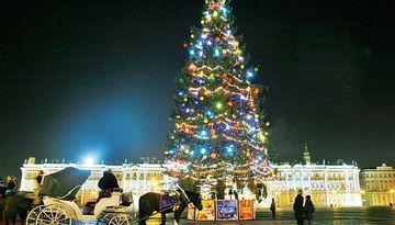 Новый год в Санкт-Петербурге-1230364259