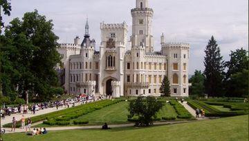 Дрезден - замок Конопиште - Прага - Вена -1700236876