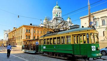 Рига - Стокгольм - Турку - Хельсинки - Таллин-1227256947