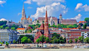 Тур Мишкольц - Эгер - Будапешт-1192198266