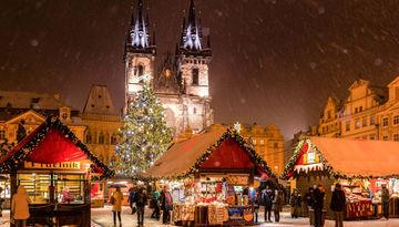 Рождественские ярмарки Европы-83416010