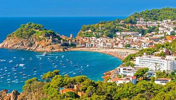 Экспресс-тур в Испанию с отдыхом в Коста Брава-589423022