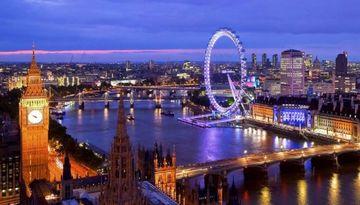 Гранд тур + Лондон + отдых в Испании-92130738