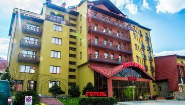 Отель Маливо 3*, Яремче-1347335541
