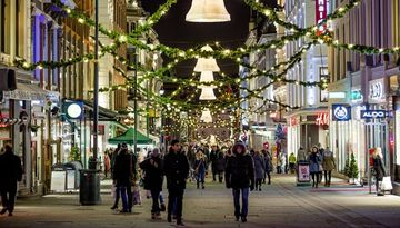 Новый год в Норвегии-577931537