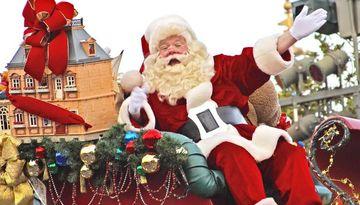 Новогодний карнавал в Балтийском море-700771122