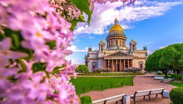 Выходные в Санкт-Петербурге (5 дней/ 4 ночи)-853838094