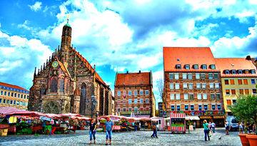 Города и сказочные замки Баварии-1459177016