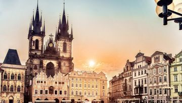 Три дня в Праге-337438601