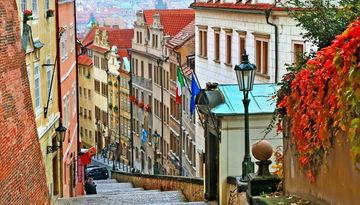 Будапешт - Вена - Прага-1223088984