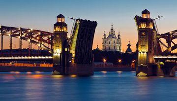 Выходные в Санкт-Петербурге (5 дней/ 4 ночи)-219219051