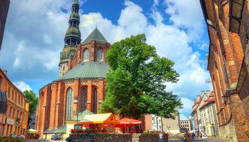 Рига - Юрмала* - Вильнюс-1360508433