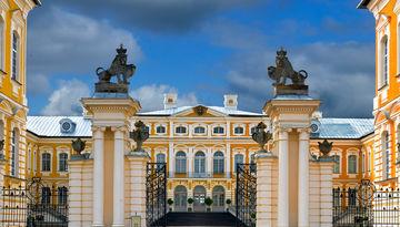 Рига - Юрмала - Рундальский Дворец-1175878333