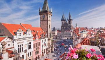 Вена - Венский лес - Баден - Прага-2036702562