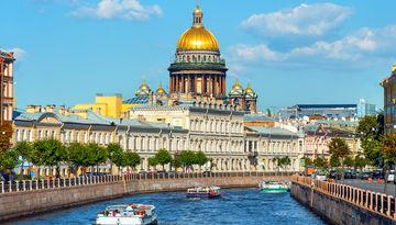 Выходные в Санкт-Петербурге (5 дней/ 4 ночи)-1128524323