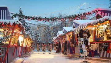 Рождество в Прибалтике! Таллинн - Рига-190538410