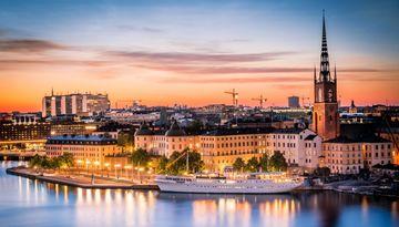 Рига - Стокгольм - Хельсинки - Таллин-2143472248