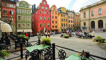 Круиз с ночлегом в Стокгольме-2077722529