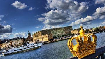 Круиз с ночлегом в Стокгольме-1876443278