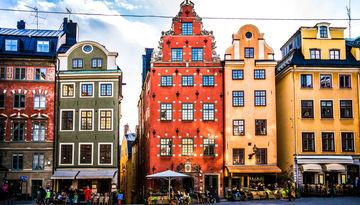 Дания-Швеция: Каунас - Копенгаген - Стокгольм - Рига -1378798228