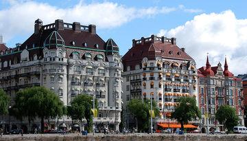 Круиз в Стокгольм-701284299