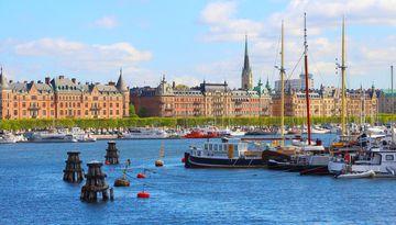 Таллин - Хельсинки - Стокгольм - Хельсинки - Таллин-2026724275