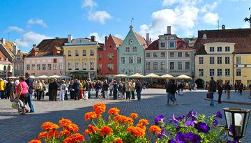 Рига - Стокгольм - Турку - Хельсинки - Таллин-355502425