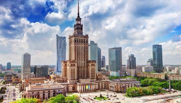 Новогодняя Варшава-2140037605