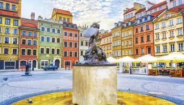 На выходные в Варшаву -935537789