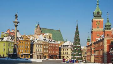 Новый год в Варшаве + Лодзь-1217675241