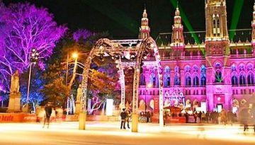 Новый год в Вене-669173039