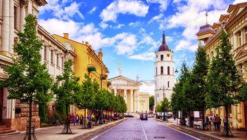 Вильнюс - Друскининкай - Варшава-1897425745