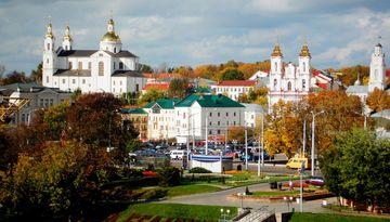 Витебск - Здравнёво