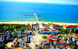 Отдых на Польской Балтике, курорт Леба-168707055