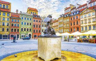 Экскурсии + Покупки (Лодзь-Варшава)-1272433702