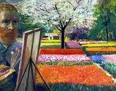 Уикенд в Нидерландах + парад цветов Блюменкорсо-1255825027