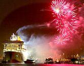 Новогодний карнавал в Балтийском море-2106496164