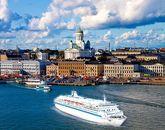 Рига - Стокгольм - Турку - Хельсинки - Таллин-1215648088