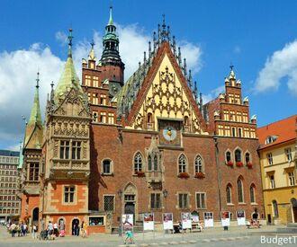 Тур во Вроцлав