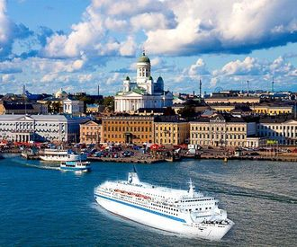 Круиз в Хельсинки