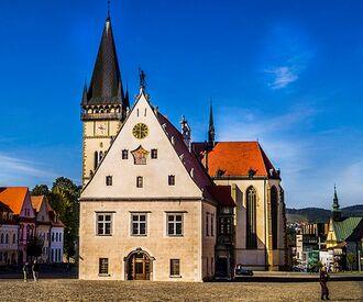 Словакия - маленькая страна больших впечатлений