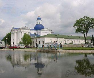 Слоним - Сынковичи - Жировичи